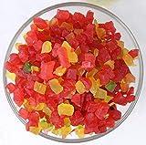 Foodcan Tutti Frutti-Cherries Mix-Fresh Fruits (for Cake Decoration) (500 Grams)