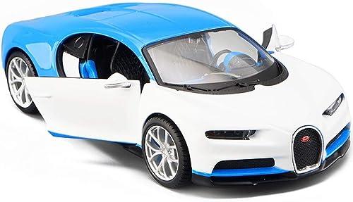 barato AGWa Modelo a escala Modelo de vehículo de simulación simulación simulación Colección de vehículos 1 24 Decoración clásica de autos de juguete  precios ultra bajos