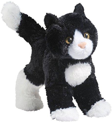 Cuddle Toys 4092 Snippy BLACK & WHITE CAT Katze schwarz/weiß Kuscheltier Plüschtier Stofftier Plüsch Spielzeug