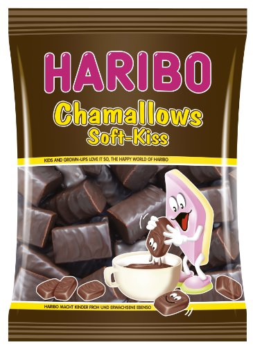 Haribo Chamallows Soft-Kiss, 6er Pack (6 x 200 g)