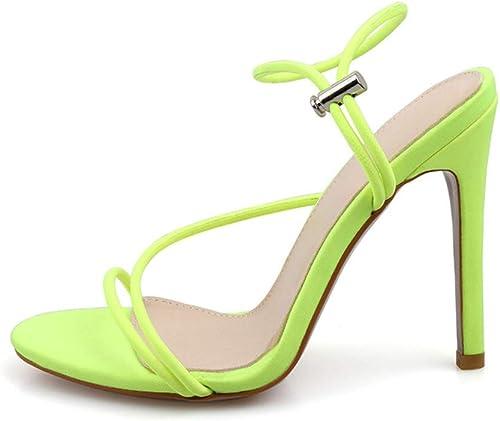 Femme Escarpins Sandales Compensées Femme Sandales Femme Escarpins Escarpins Femme Haute,Sandales à la Mode Sandales à Talons Hauts d'été Chaussures de soirée  juste pour toi