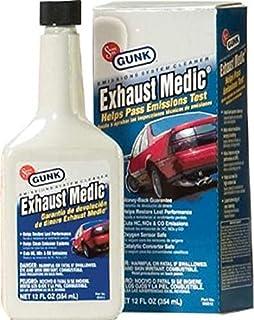 Gunk Motor Medic Exhaust Medic Emissions System Cleaner 628