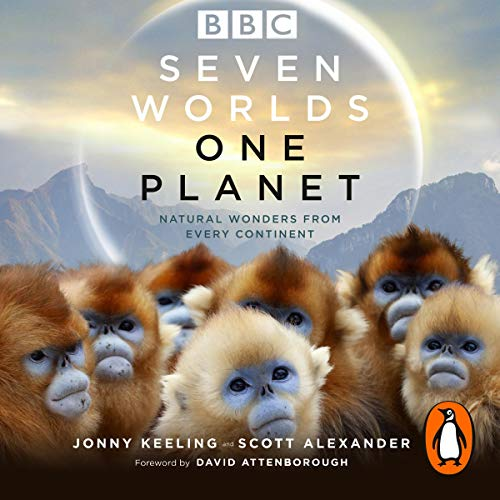 Seven Worlds One Planet Titelbild