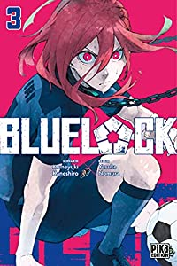 Blue Lock Edition simple Tome 3