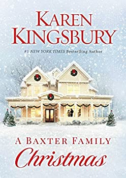 Hardcover A Baxter Family Christmas Book