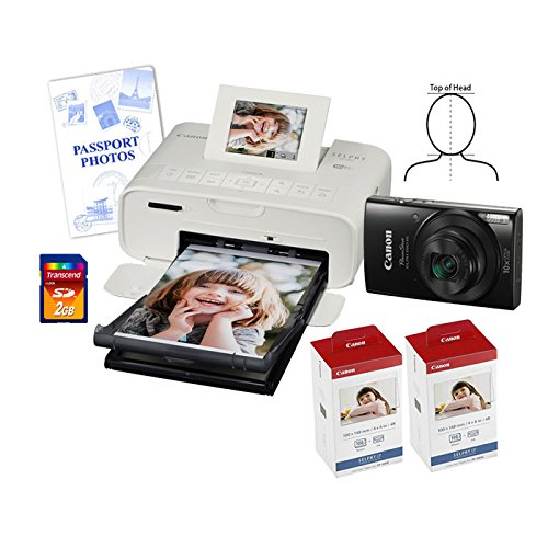 Complete Wi-Fi enabled US Passport Printing Solution - Kit