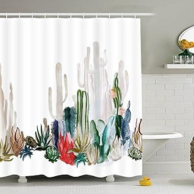 Smurfs Yingda Bathroom Shower Curtain Bathroom Curtain Durable Bath Curtain Bathroom Accessories Ideas Kitchen Window Curtain