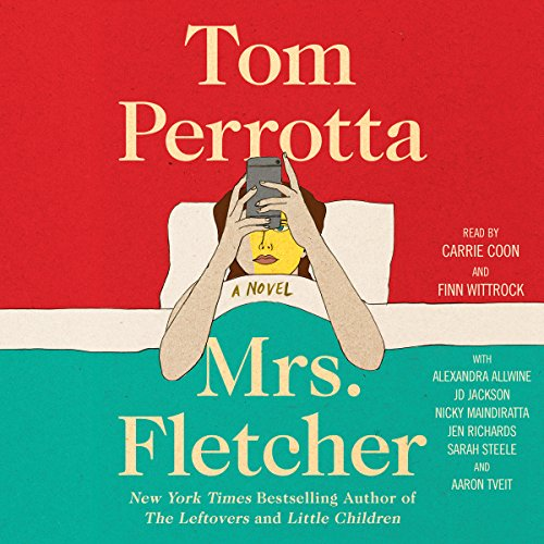 Mrs. Fletcher Titelbild