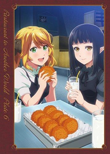 「異世界食堂」6皿 [Blu-ray]