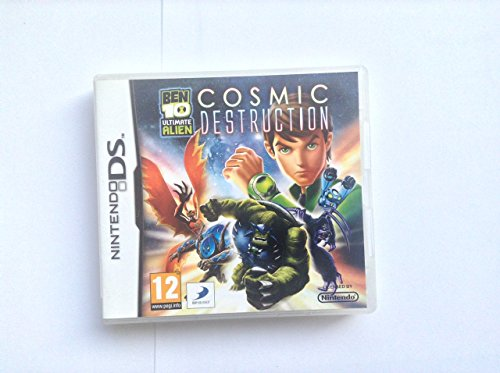 Ben 10 Ultimate Alien: Cosmic Destruction Nintendo DS [Importación Inglesa]