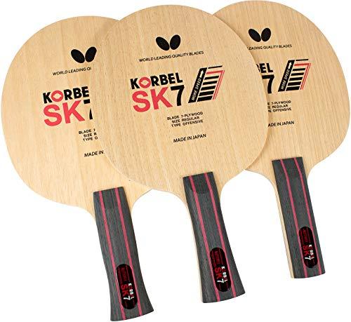 Butterfly Korbel SK7 Table Tennis Blade - 7-ply...
