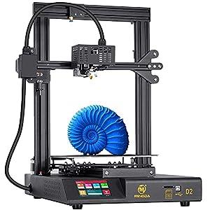 MINGDA Imprimante 3D DIY D2 230 * 230 * 260mm
