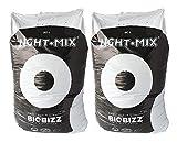 BioBizz Light-Mix Pflanzsubstrat mit Perlite 100 Liter -