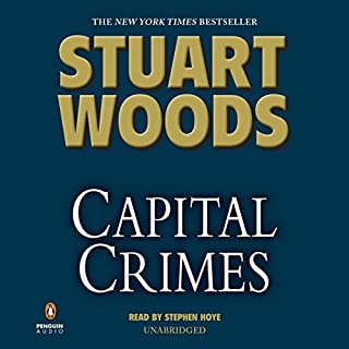 Capital Crimes audiobook cover art