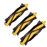 SNOWINSPRING ErsatzbüRste für DEEBOT 930 900 901 M80 Pro M81 M85 M88 R95 R96 R98 Roboterstaubsauger (3Er-Pack)