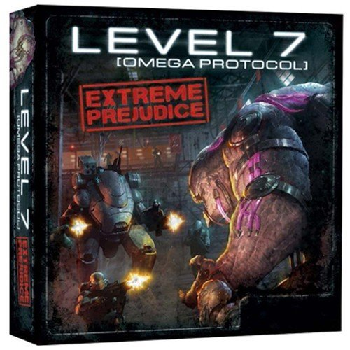 Level 7 [Omega Protocol]: Extreme Prejudice by Privateer Press