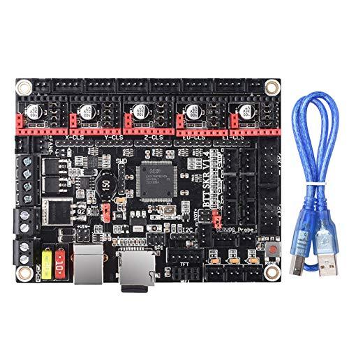 PoPprint BTT SKR V1.4 control board 32-bit CPU 32-bit board Smoothieboard 3D printer parts vs MKS GEN L TMC2130 TMC2209 TMC2208