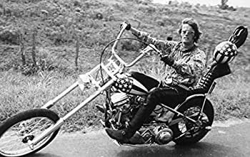 Peter Fonda  Easy Rider 24x36 inch rolled poster