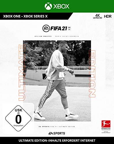 FIFA 21 ULTIMATE EDITION - (inkl. kostenlosem Upgrade auf Xbox Series X) - [Xbox One]