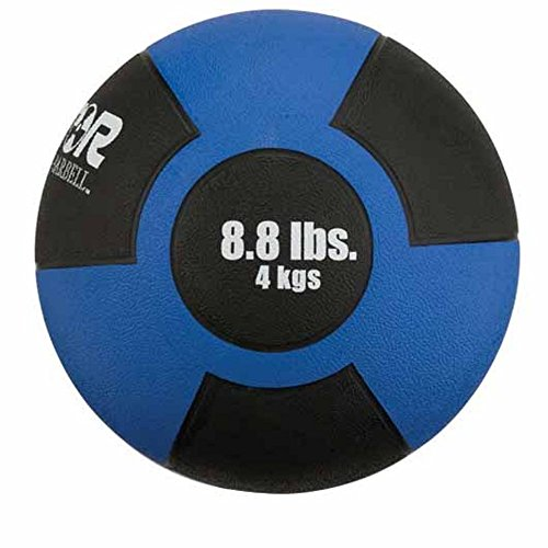 Champion Barbell Rubber Medicine Ball - 8.8 lb. - Royal