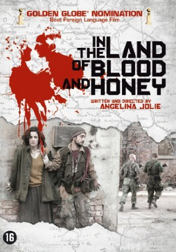 1-DVD SPEELFILM - IN THE LAND OF BLOOD AND HONEY (2011)
