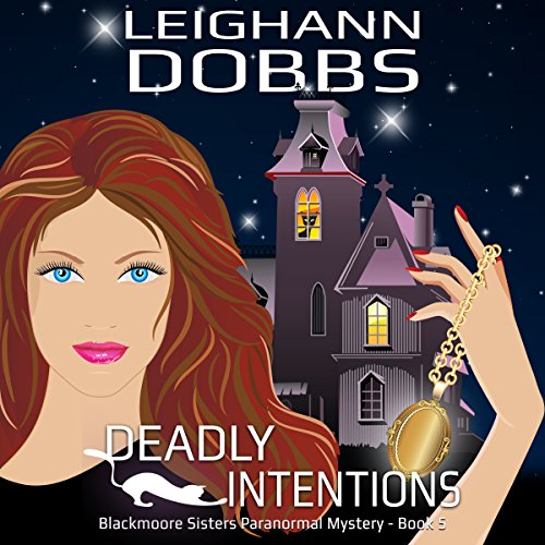 Deadly Intentions audiobook cover art