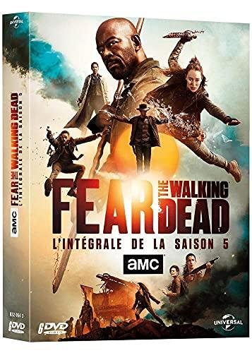 Coffret fear the walking dead, saison 5