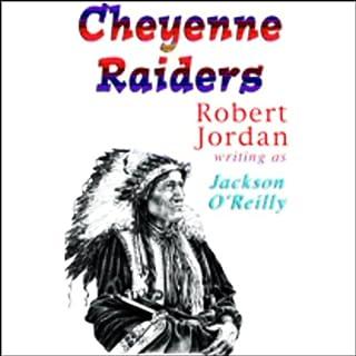 Cheyenne Raiders audiobook cover art
