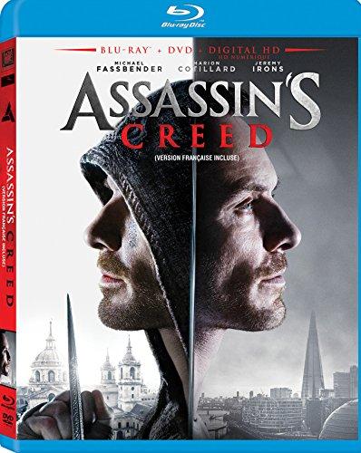 Assassin's Creed (Bilingual) [Blu-ray + DVD + Digital Copy]
