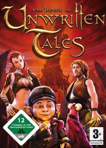 The Book of Unwritten Tales [Edizione: Germania]