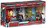 Funko Marvel Avengers Age of Ultron - 4Piece Bobble-Head Box (Inc. Iron Man, Captain America, Hulk &...