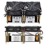 Gugxiom ZVS, Placa de Calentamiento por inducción Muy Conveniente. Calefacción Uniforme para el hogar