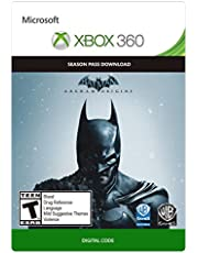 Batman: Arkham Origins Season pass | Xbox 360 - Código de descarga