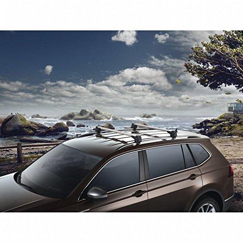 Volkswagen 5NL071151 Tragstäbe Dachgepäck T-Nut Grundträger Dachgepäckträger