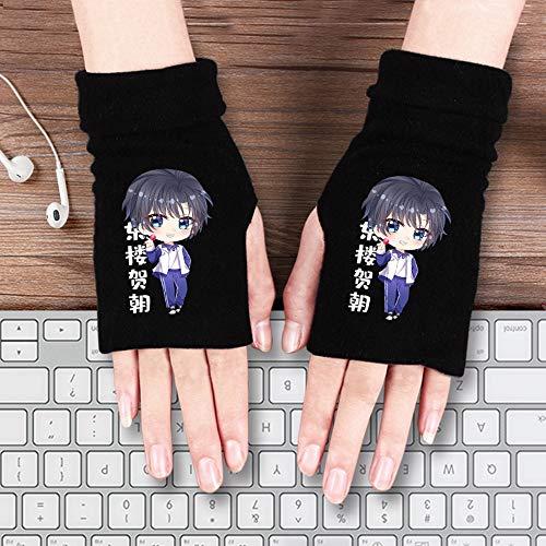 nyrgyn demon slayer knitted gloves