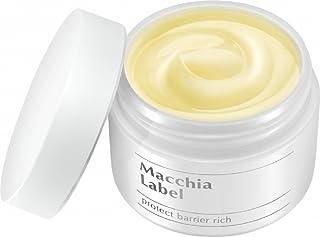 MacchiaLabel(マキアレイベル)プロテクトバリアリッチb 50g(高保湿ジェルクリーム)