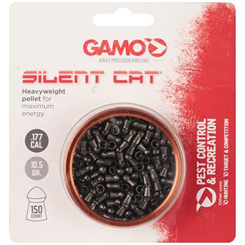 Gamo Silent Cat .177 cal 10.5 gr Heavy Weight Pellets