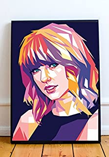 Taylor Swift Limited Poster Artwork - Professional Wall Art Merchandise (More Sizes Available) (16x20)