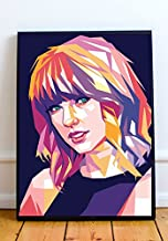 Taylor Swift Limited Poster Artwork - Professional Wall Art Merchandise (More (8x10)