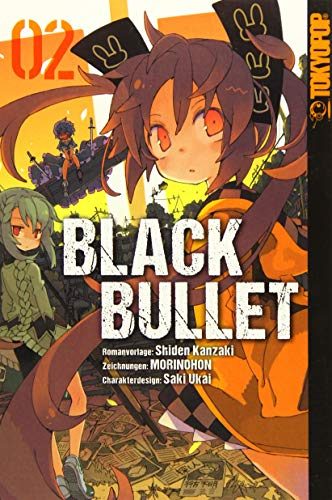 Black Bullet 02