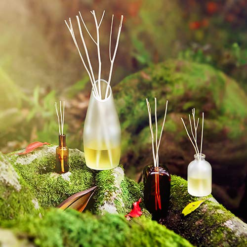 BsaB recyceltem Glas Flasche HOME Duft Weed Diffuser 200 ml - Soleil