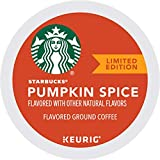 Keurig Pumpkin Spice Coffee Pods K Cups Limited Edition 16 Or 18 Or 24 Count Capsules Autumn Fall Flavor 2019 Fresh Stock Fast Shipping (16 Pods Starbucks Pumpkin Spice Coffee Limited)