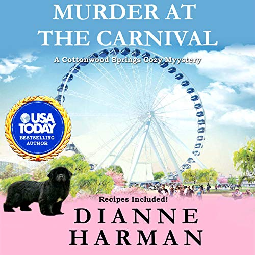 Murder at the Carnival Audiobook By Dianne Harman cover art