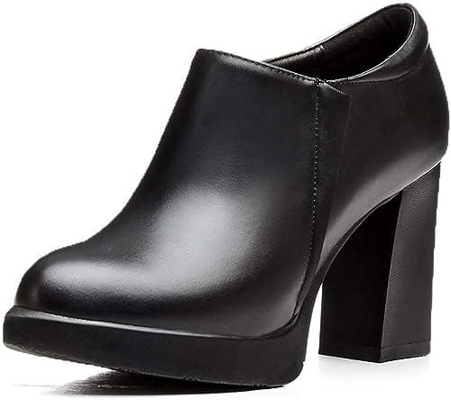 AdeeSu AdeeSu SXE04070, Plateforme Femme - Noir - Noir, 36.5  prix équitables