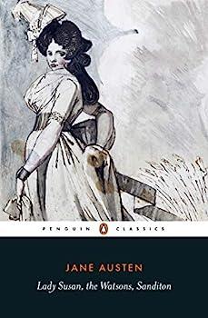 Paperback (Lady Susan / The Watsons / Sanditon) Book