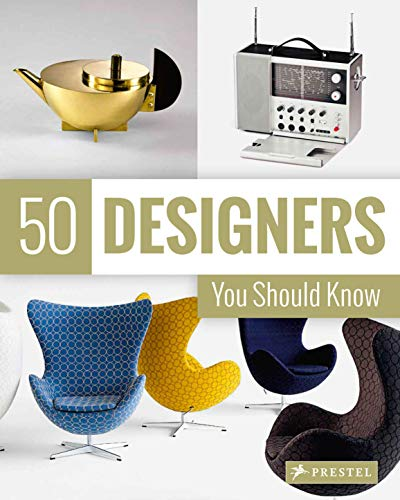 50 Designers You Should Know (50 You Should Know)