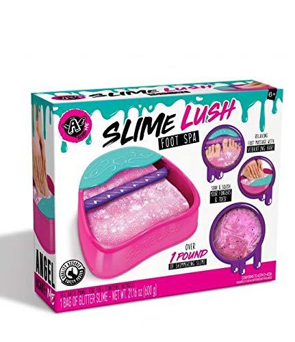 Spasm price Slime Lush Spa Foot Max 79% OFF