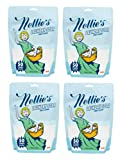 Nellie's Laundry Detergent Soda, 50 Load Bag (Pack of 4)