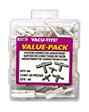 Dorman 47380 Vacuum Connector Assortment Value Pack, 65 Piece...