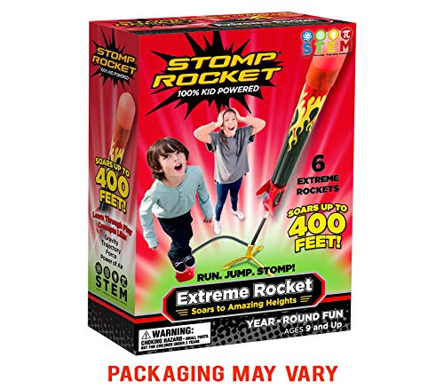 Stomp Rocket 365042 - Extreme Rocket, Druckluftrakete